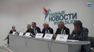 Пресс-конференция: Манас Матаевич Арабаев может все