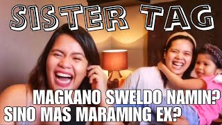 SISTER TAG | DJ CHACHA DOES PAL AIRLINE ANNOUNCEMENT, PASADO KAYA?