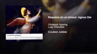 Requiem en ut mineur: Agnus Dei