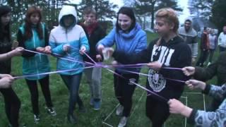 видео тренинг на сплочение коллектива