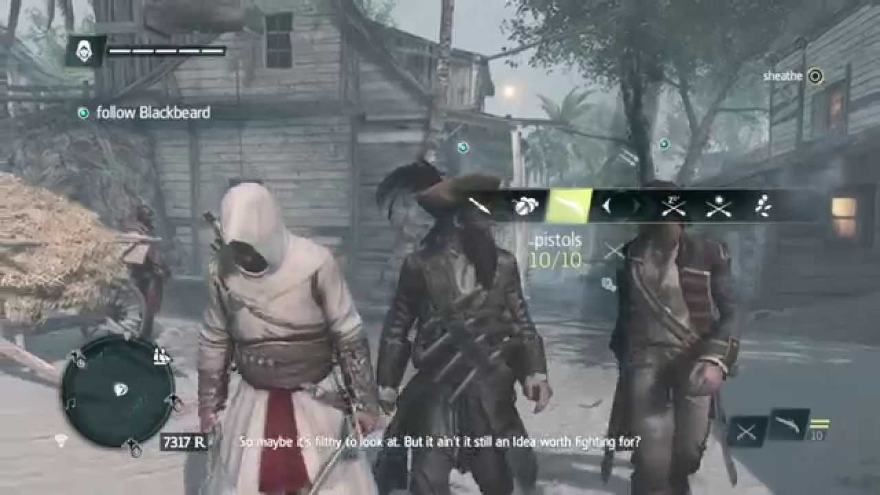 Height Difference Assassin S Creed Iv Black Flag Part 26 Youtube