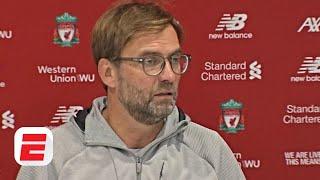 Jurgen Klopp threatens to forfeit Carabao Cup amid Liverpool fixture congestion | ESPN FC