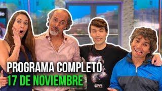 Cinescape 17 de noviembre (Programa completo)