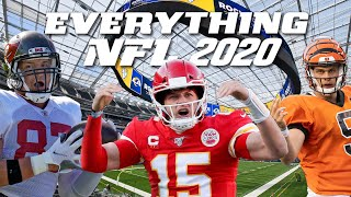 EVERYTHING You Need to Know About the 2020 NFL Season!