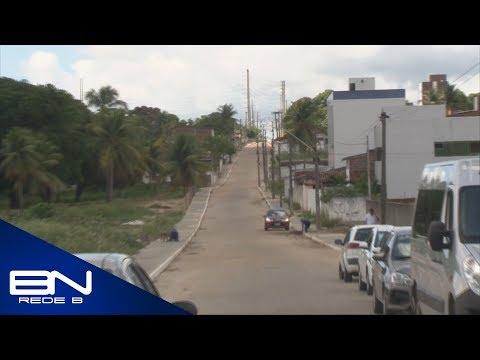 Principal Avenida Do Alto Do Mateus é Pavimentada   BNRB 02/03/2020