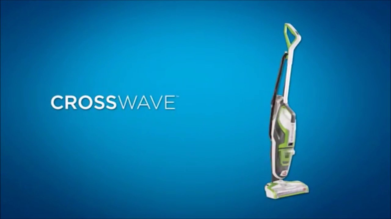 Bissell 17132 Crosswave 3-in-1 Nass- & Trockensauger (für Hartböden Und Teppiche) (560 W - 0.82 L) Bissell 17132 Crosswave All In One Multi Surface Cleaner Multibrands Nl