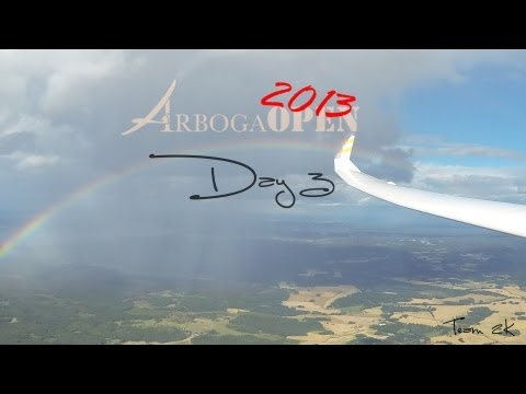 Arboga Open 2013, Day 3 flying my Ventus 2cxM