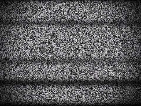 Tv static stock video youtube - What is tv static ...