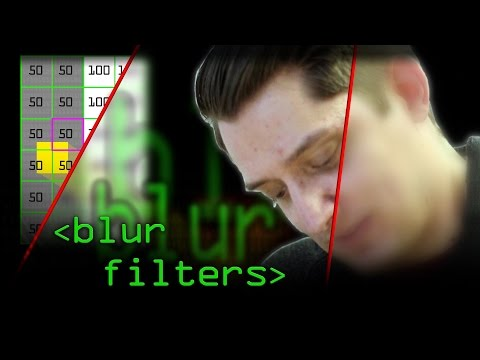 A Look at the Math Behind Image Blurs and Filters