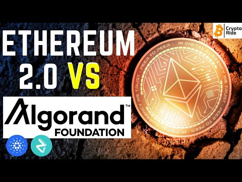 Ethereum 2.0 Taking Too Long?  Algorand (Algo) and Top Eth Competitors