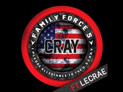 Family Force 5 - Cray Button (remix ft. Lecrae)