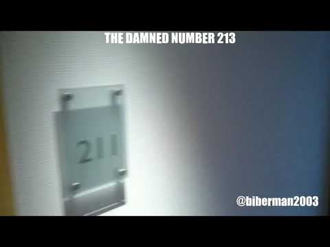 The damned number 213 👹 😮 👹