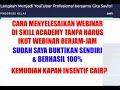 Cara Menyelesaikan Webinar Tanpa Ikut Webinar Berjam Jam Di Skill Academy Progress  Terbukti  Mp3 - Mp4 Download