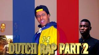 FIRST REACTION TO DUTCH RAP/HIP HOP PART 2