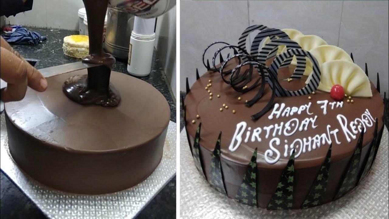 Belgium Chocolate Cake Recipe |Belgium Chocolate Cake Design |Belgium Chocolate Cake