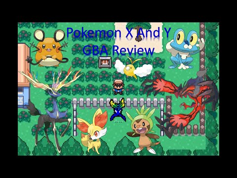 Pokemon X Y GBA Hack Download