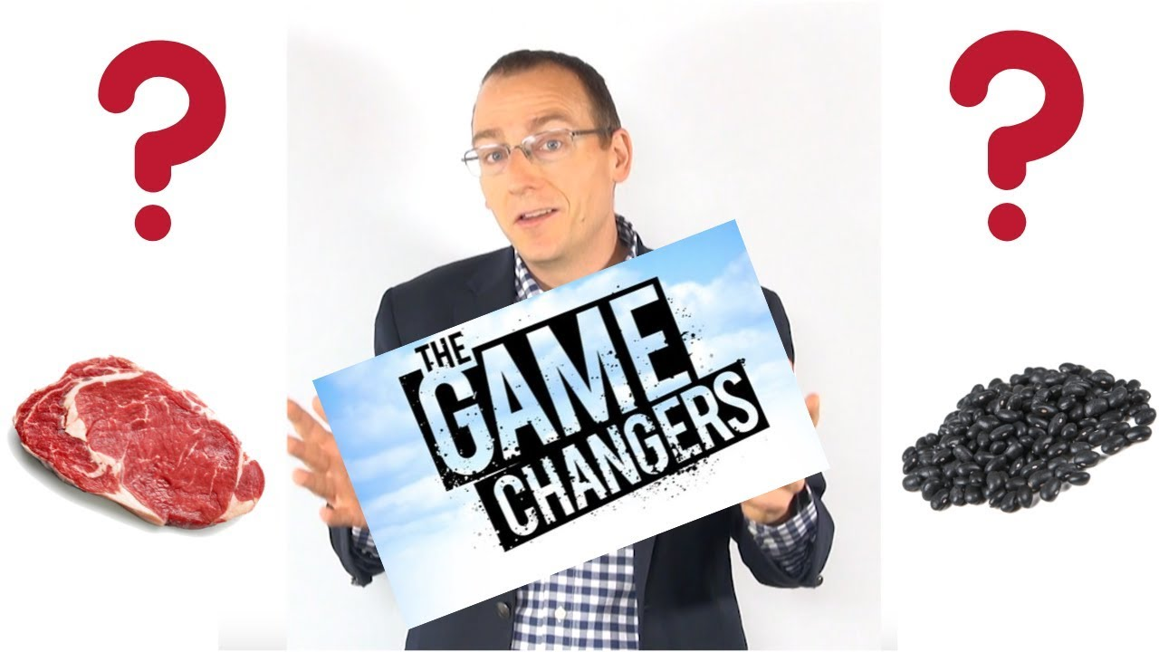 The Game Changers Debunked? A lifestyle medicine cardiologist's review! #cardiology