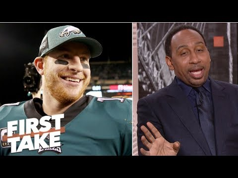 Stephen A: Eagles will win NFC East with win vs Cowboys in NFL Week 14 | First Take