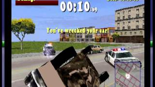 Driver - You Are the Wheelman - Driver - You Are the Wheelman (PS1 / PlayStation) - Vizzed.com GamePlay - User video