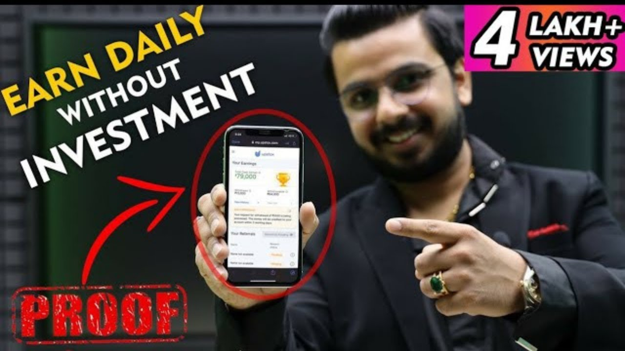 You Can Earn ₹5000 Daily Online Without Investment🔥 Work From Home Earning #AffiliateMarketing