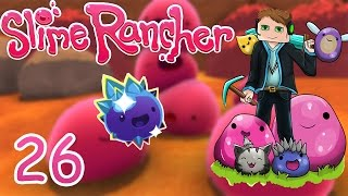 SLIME RANCHER #26 - Crystal, Gold, Lucky Slime!!!