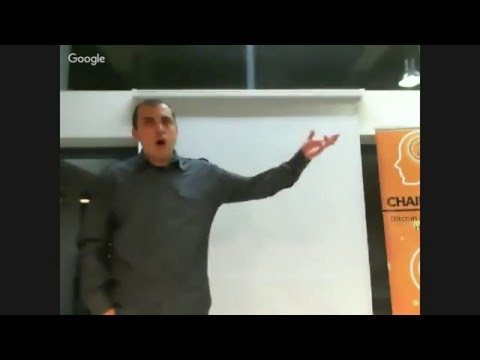 Bitcoin Regulation doesn't matter. Andreas Antonopoulos