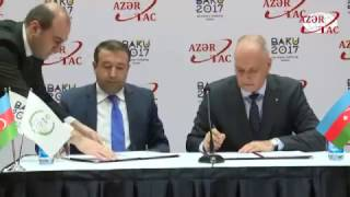 AZERTAC becomes Official News Agency of Baku 2017 Islamic Games