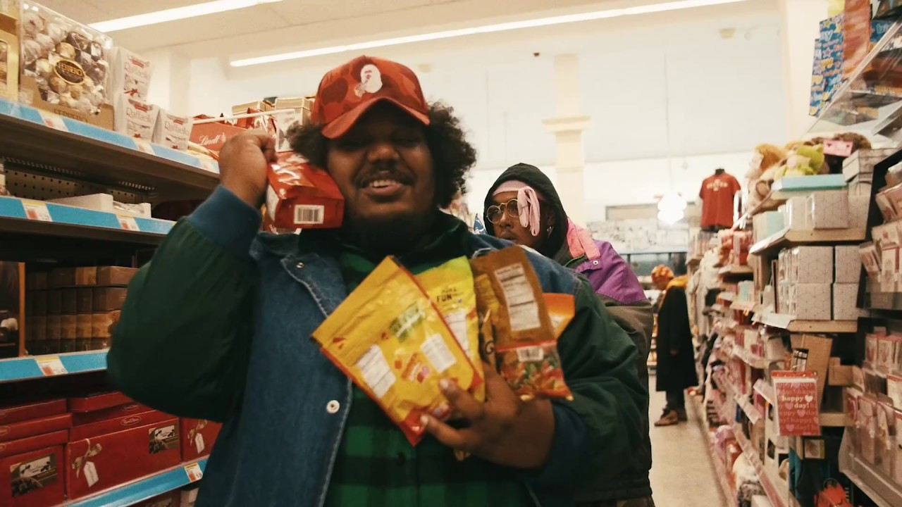 Michael Christmas.Michael Christmas Not The Only One Official Video