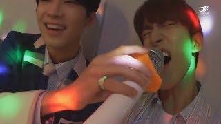seventeen go to karaoke