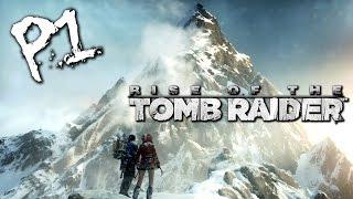 Rise of the Tomb Raider《古墓奇兵:崛起》Part 1 : 開頭也太爽啦!!