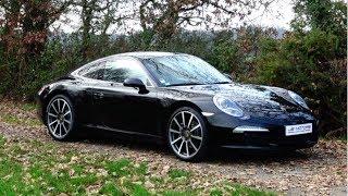 Une 911 de base, c'est NUL?? Porsche 991 Carrera 350hp!