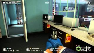 PAYDAY 2 Beta - SUPER CUFFY IS BORN in