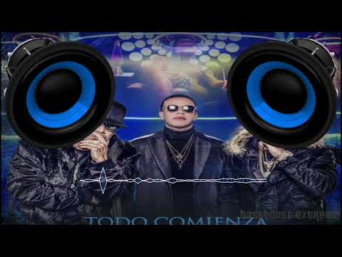 Todo Comienza En La Disco (Bass Boosted) Daddy Yankee, Wisin & Yandel