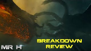 Godzilla King Of The Monsters Intimidation Trailer Breakdown Review
