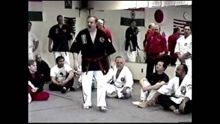 George Dillman/Dillman Karate International/KO from a Tackle