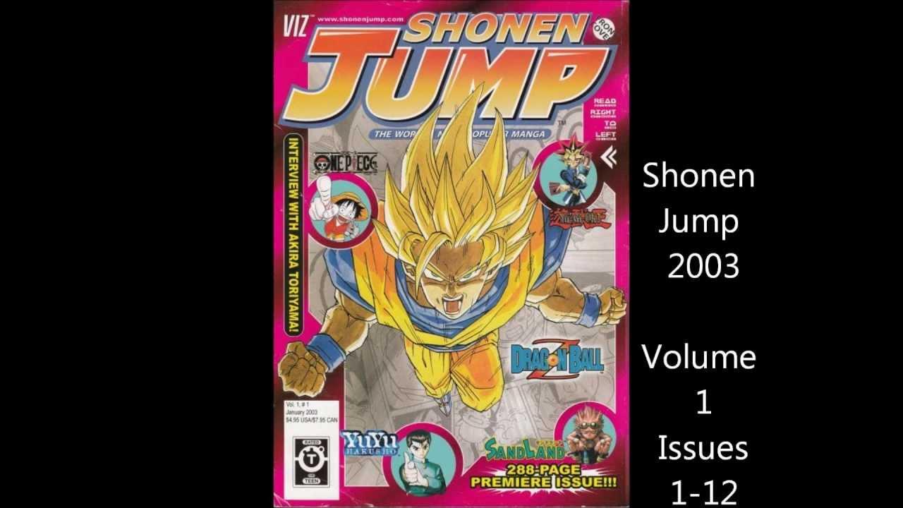 Shonen Jump Magazine Pdf
