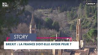 BREXIT : la France doit-elle avoir peur ? - Bonsoir! du 12/01 – CANAL+