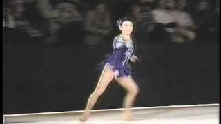 Midori Ito 伊藤 みどり (JPN) - 1994 World Professionals, Ladies' Technical Program