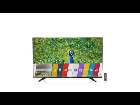 LG 65 Ultra HD 4K LED Smart TV with WebOS 2.0