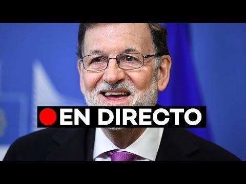 Directo: Valoración de Mariano Rajoy sobre la moción de censura