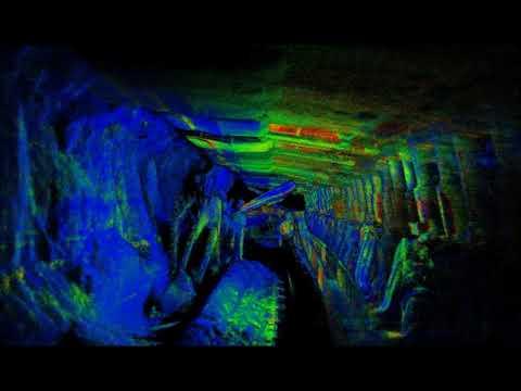 Underground LIDAR Scan (LONGWALL MINING)