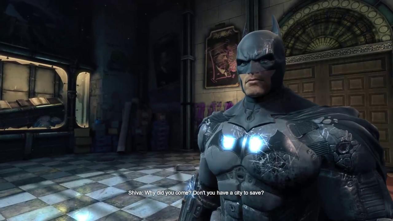 Let's Play: Batman: Arkham Origins Walkthrough Part(6