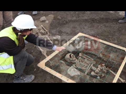Report TV - Korçë, TAP zbulon rrënojat 3 mijë vjeçare të Ilirisë së hershme