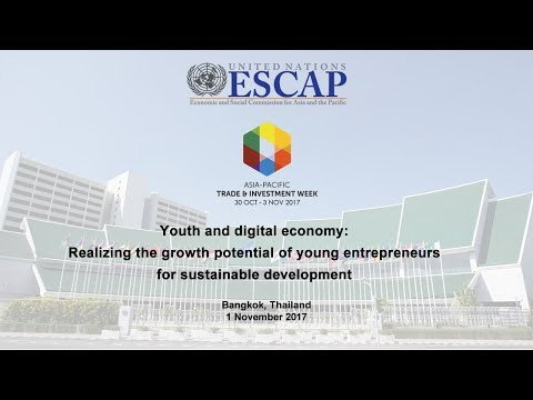 Youth and digital economy