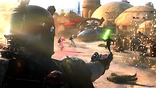 STAR WARS BATTLEFRONT 2 Gameplay Trailer (E3 2017)