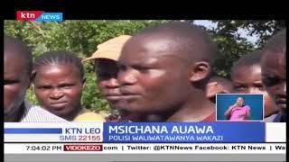 Msichana wa shule auawa Butula