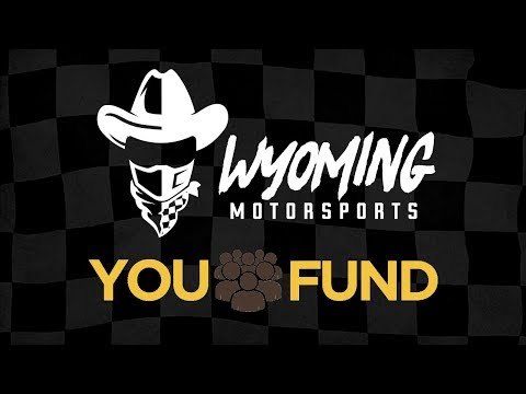 Wyoming Motorsports fundraiser Campiagn