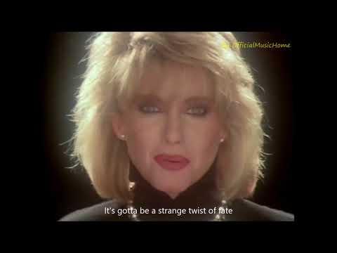 Olivia Newton-John - Twist of fate (Official video with lyrics on screen)