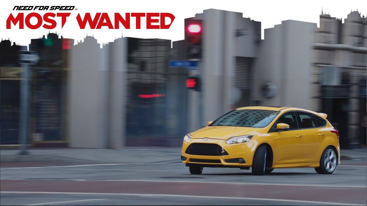 Need For Speed Most Wanted Review A Cool New Car With No Stick Shift