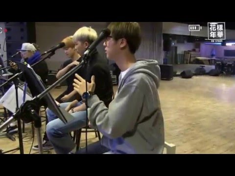 [HYYH] BTS - practice rehearsal 3